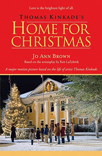 Kinkade Christmas For Thomas Home (Thomas Kinkade's Home for Christmas)