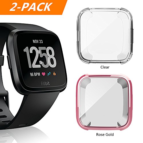 Screen Protectors For Fitbit Versa
