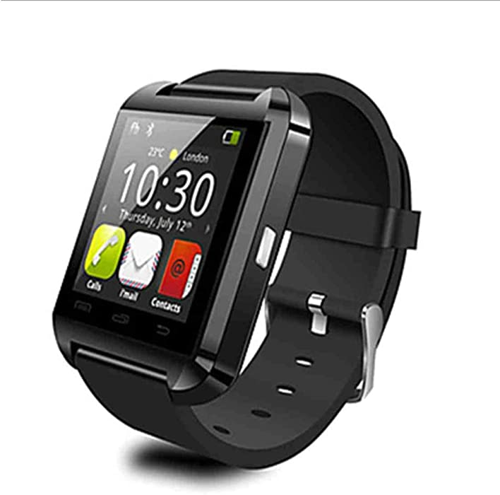 Smartwatch - Reloj Inteligente Bluetooth U8 Reloj de Pulsera Digital Deportivo para iOS Android Samsung teléfono móvil portátil Dispositivo electrónico