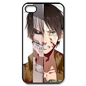 Printed Phone Case Attack on Titan For iPhone 4,4S Q5A2113312