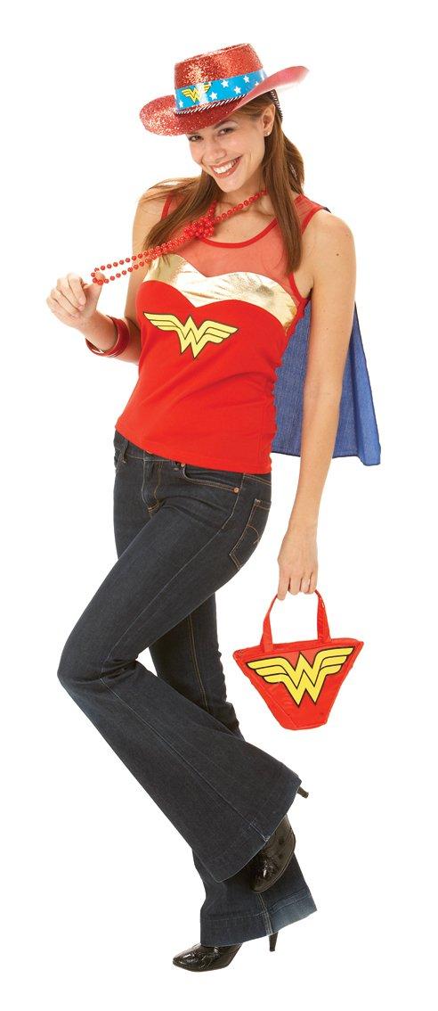 Rubbies - Disfraz de superhéroe para mujer, talla M (889374M)