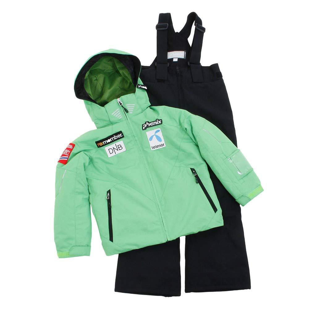フェニックス(フェニックス) Norway Alpine Team Kids グリーン