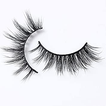 3dad6d0f39c 3d Mink Lashes - Faux Fur Eyelash Extensions - 100% Cruelty Free - Hand Made