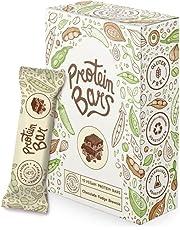 Vegan Protein Bars - DOUBLE CHOCOLATE BROWNIE - Vegan proteïnerepen zonder toegevoegde suiker - 15 repen