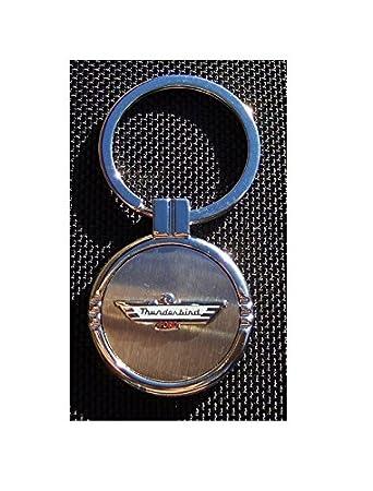 Amazon.com: Ford Thunderbird Llavero con grabado gratis ...