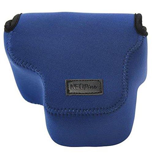first2savvv-qsl-sx50-03-blue-neoprene-camera-case-bag-for-canon-powershot-sx50-hs-nikon-coolpix-p520