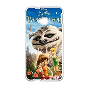 Tinkerbell and the Legend of the Neverbeast HTC One M7 Cell Phone Case White Gckve