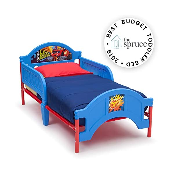 Delta Children Plastic Toddler Bed, Disney The Lion King 1