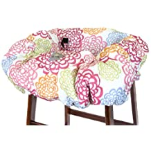 Itzy Ritzy Sitzy Shopping Cart and High Chair Cover, Fresh Bloom
