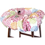 Itzy Ritzy Sitzy Shopping Cart and High Chair Cover,...