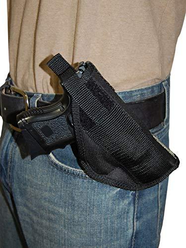 Barsony New Cross Draw Gun Holster for Glock 19 23 26 27 28 39 Right