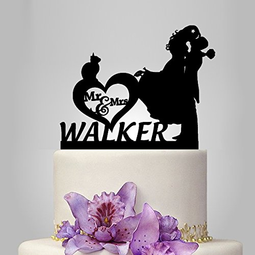 Country Wedding Cake Toppers: Amazon.com