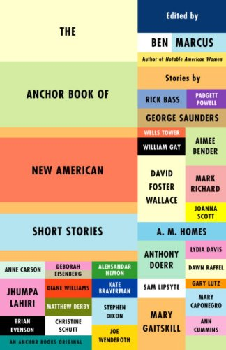 (The Anchor Book of New American Short)