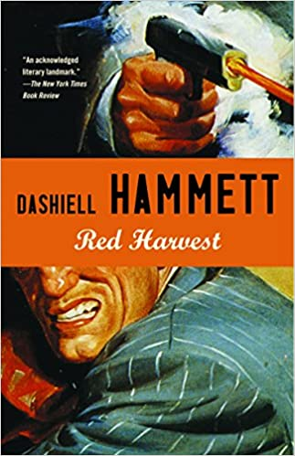Amazon | Red Harvest (Vintage Crime/Black Lizard) | Hammett ...