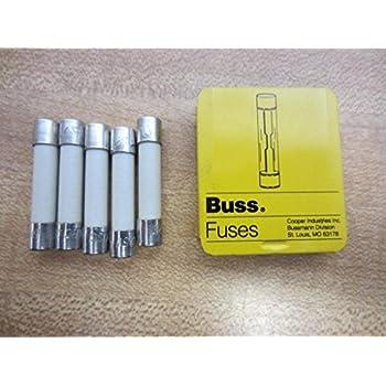 Bussmann Abc 10 10 Amp Fast Acting Ceramic Tube Elect