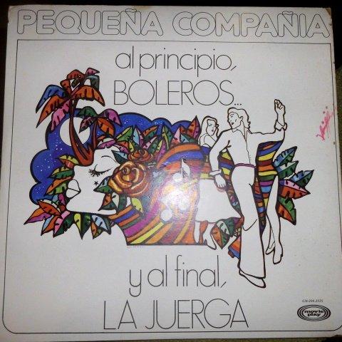Pequeña Compañia - Al Principio Y Al Final De La Juerga - Amazon.com Music