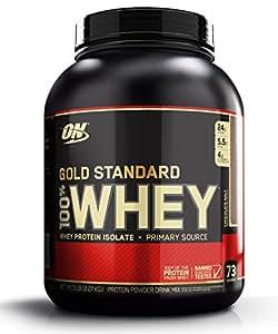 Optimum Nutrition Gold Standard 100% Whey Protein Powder, Chocolate Malt, 5 Pound