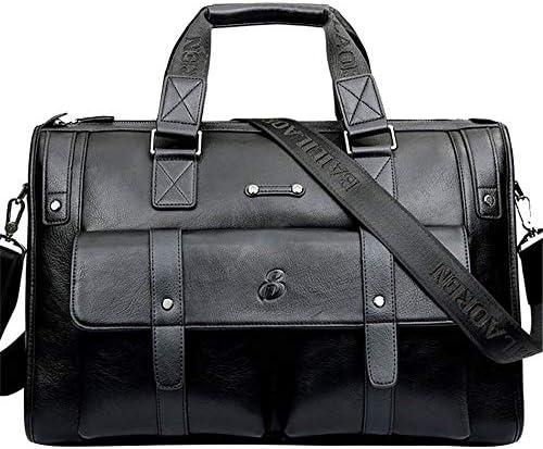 ビジネスバッグ ブリーフケース メッセンジャーバッグ 本革 牛革 14インチPC対応 大容量 防水 ショルダー 手提げ 通勤 多機能