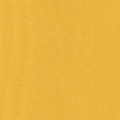 60'' Bright Yellow Poly/Cotton Interlock Fabric-15 Yards Wholesale by the Bolt by Fabric Outlet