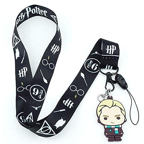 YPT - Cadenas para llaves de 3/4 Hogwarts, para la escuela ...