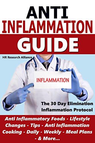 Anti Inflammation Guide Elimination Inflammatory ebook product image