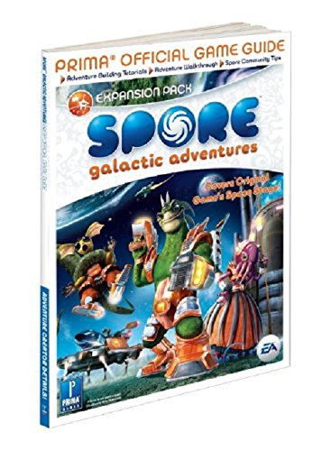 SPORE GALACTIC ADVENTURE (STRATEGY GUIDE)