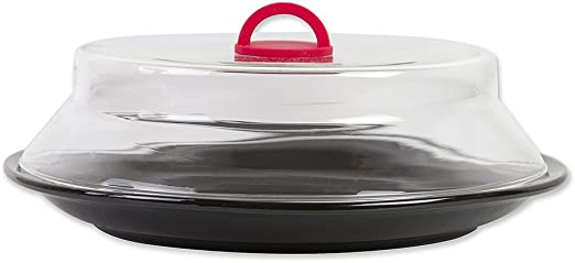 Amazon.com: Catamount - Cubierta de vidrio para microondas ...