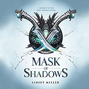 Mask of Shadows Audiobook