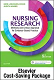 img - for Nursing Research - Text and Study Guide Package: Methods and Critical Appraisal for Evidence-Based Practice, 9e book / textbook / text book