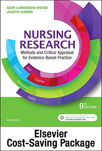 Nursing Research - Text and Study Guide Package: Methods and Critical Appraisal for Evidence-Based Practice