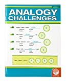 MindWare Analogy Challenges: Level A 50 Analogy Puzzles Great for Helping With Standardized Tests Challenging and Rewarding Grades 3-5