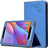 """ELTD CHUWI Hi9 Air Funda Carcasa, Slim Smart Cover Funda Protectora de Cuero PU para CHUWI Hi9 Air 10.1"""" 2018 Tablet (Azul)"""