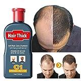 Fast Hair Growth Shampoo Herbal Repair Damaged Coarse Anti Hair Loss Serum Unisex