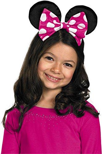 Minnie Mouse Bowtique - One Size Child -