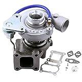 GOWE Turbocharger For toyota ct20 turbo 17201-54060 Turbo Turbocharger for Landcruiser 1991-98 2L-T 2.4L 1720154060 Turbine Gasket