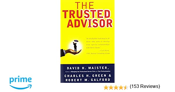 the trusted advisor book free