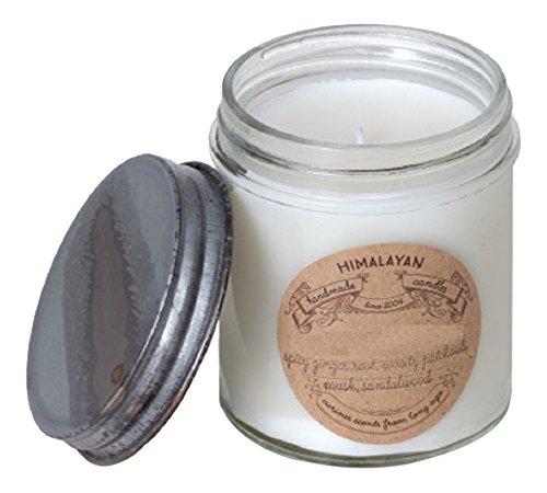Himalayan Trading Post 818547019283 Large Wood Smoke Curiosity Jars
