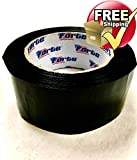 """BLACK Color Packing Tape – 2"""" x 110 Yds. Per Roll 2.0Mil, (Pack of 24 Rolls) Carton Sealing Tape – Boxing Tape - Acrylic Tape"""