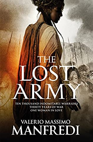 book cover of The Lost Army