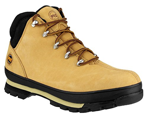 Timberland Men's Splitrock Pro Industrial Safety Boots Wheat M1044N Wheat