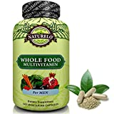NATURELO Whole Food Multivitamin for Men - #1 Ranked - with...