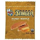 Honey Stinger Organic Waffle, Honey, 1 Ounce (Pack of 16)
