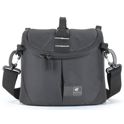 DSLR Camera Shoulder Bag | Compact DSLR Camera Case with padded Camera Shoulder Bag Strap | Kata KT DL-L-439 DL LITE - Kata Rain Cover