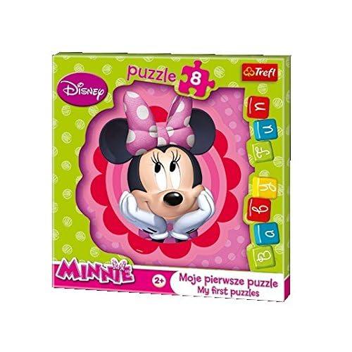 81a3e7ad726ff 85% de réduction Trefl - 36117 - Baby Fun Puzzle - Disney Minnie rêvant -