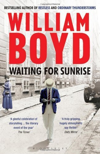 Waiting for Sunrise (2012) (Book) written by William Boyd