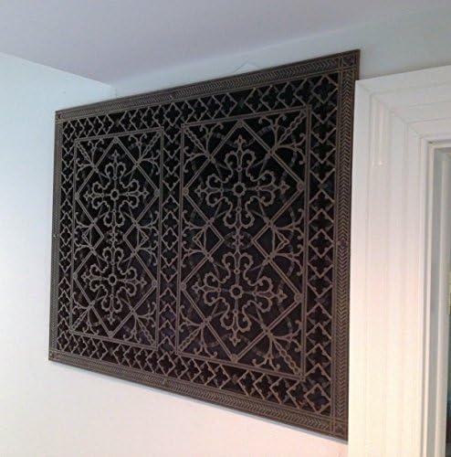 Rejilla de decoración, cubierta de ventilación, o retorno de ...