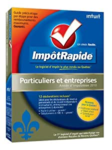Impotrapide Particuliers Et Enterprises 2010 (French software)