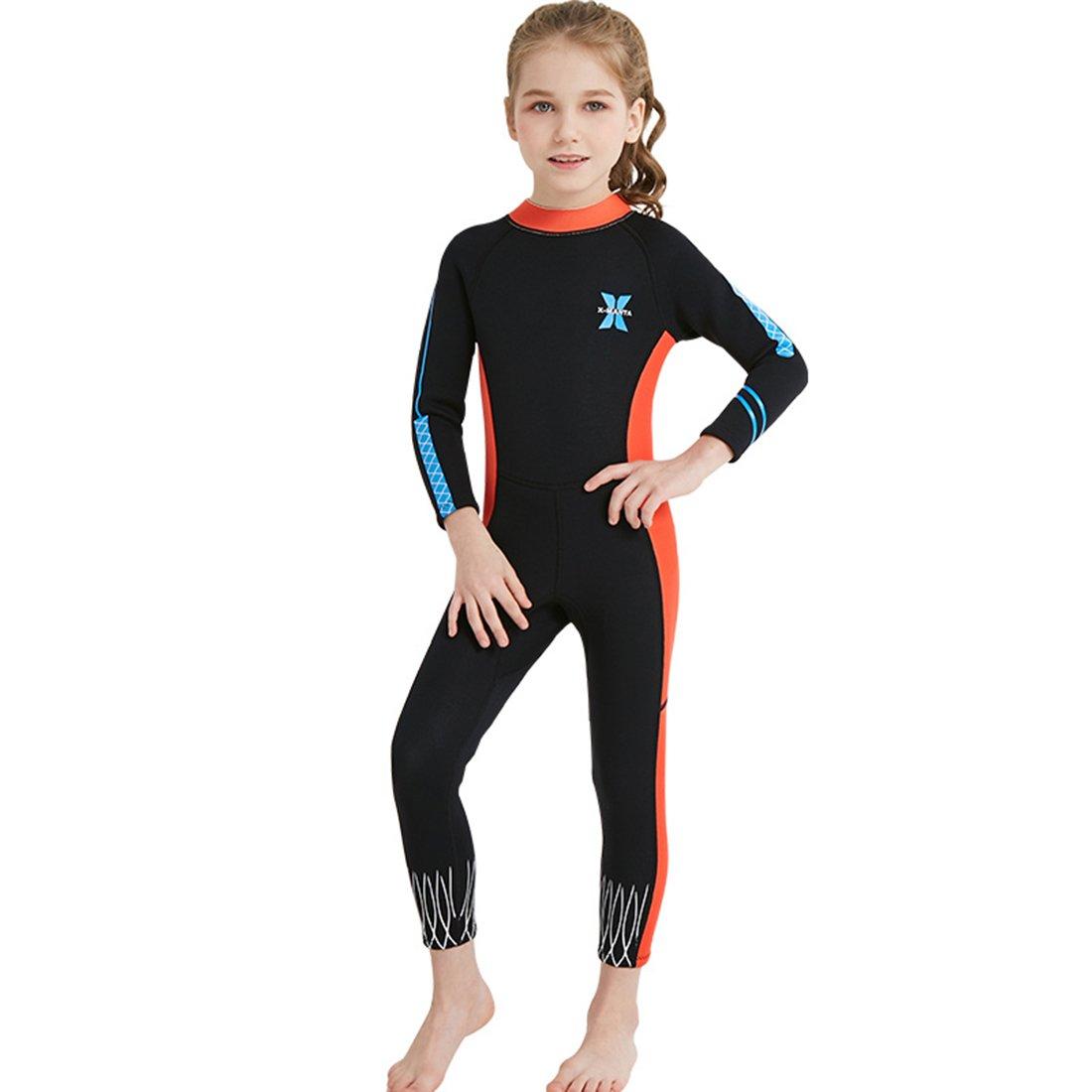 536db37fb1 Amazon.com  Nataly Osmann Full Wetsuit for Girls