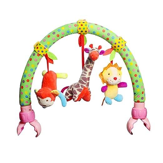 strety Arcos de Clip para vagón de bebé para Colgar Juguetes ...