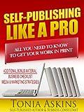 Self-Publishing Like a Pro